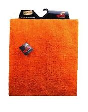 Spirella Eco Tapis de bain True Orange 55 x 65 cm. 100% coton biologique