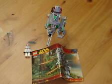 Star Wars Lego 7250 Clone Scout Walker 100% complete