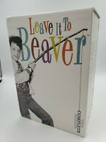 Leave It to Beaver: The Complete Series: Seasons 1-6 (DVD, 2010, 37-Disc Set)