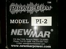 NEWMAR PI-2 PHONE-COM.         2 Used 1 Good 1Broken Base Screw mount NO CABLE