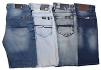 Buffalo By David Bitton Mens $69 Stretch Evan X Denim Shorts Size 30