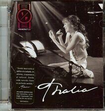 PRIMERAFILA - THALIA - Sony Music Latin DVD - 15 Tracks - USED