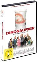 DINOSAURIER  - GEGEN UNS SEHR IHR ALT AUS! - DANIEL BRÜHL, TOM GERHARDT-DVD NEU