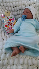 VERY LOW STOCK *** SUNBEAMBABIES  CHILD`S REBORN BABY DOLL & FREE GIFT BAG