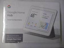 Google Home Nest Hub Smart Display w/ Google Assistant GA00516-US Sealed