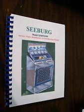 Seeburg Q100/Q160 Jukebox 4 Part Manual