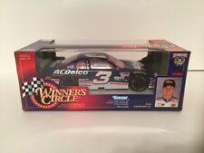 NASCAR 1998 WINNERS CIRCLE 1:24 DIECAST #3 DALE EARNHARDT JR AC DELCO NIB FORD