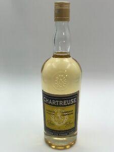 CHARTREUSE TARRAGONA AMARILLO GRANDE CHARTREUSE 75cl. 43% OPEN LICOR ORIGINAL