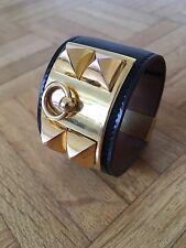 Hermes collier de chien CDC Armband bracelet cuff