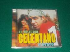 ADRIANO CELENTANO CD TUTTE LE VOLTE CHE CELENTANO E' STATO 1 EDIZIONE