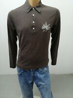 Polo GUESS Uomo Taglia Size L Sweater Man Pull Homme P 6334