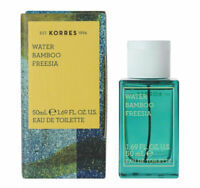 ✅🔥Korres Eau De Toilette,EDT,Fragrance Women,Water,Bamboo,Freesia,50ml ⭐⭐⭐⭐⭐