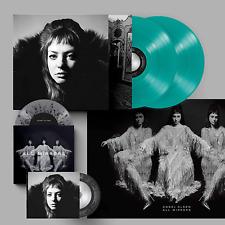 All Mirrors - Angel Olsen Limited Aquamarine Teal Colored 3x Vinyl LP Bundle Set