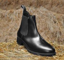 Mark Todd TODDY Enfiler Jodhpur Boot Noir EU42/UK8 Entièrement neuf dans sa boîte