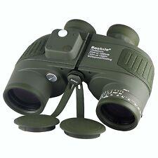 10x 50 mm Binoculars BAK4 Night Vision 132m/1000m Central Focusing Range Finder
