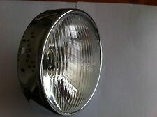 lambretta head light  and bulb holder & 6 V BULBS CEV Li s3 top quality casa
