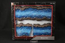 YH035 PEGASUS HOBBIES 1/???? maquette 5220 River Set riviere diorama L1 m eau