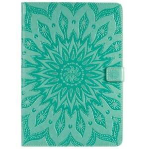 """For iPad Mini 5 Pro Air 4 10.9"""" 10.2"""" Smart Stand Flip Leather Wallet Case Cover"""