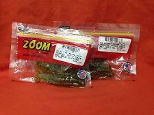 #080-251 Okeechobee Craw ZOOM Ultra Vibe Speed Craw 2 PCKS 12cnt