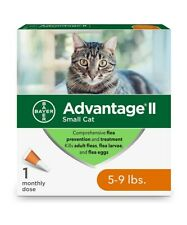 Bayer Advantage Ii Flea Prevention for S