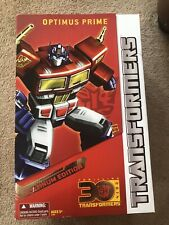 Masterpiece Transformers Optimus Prime Year of the Horse - Platinum Edition