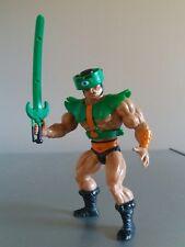 Raro He-man Y Los Amos Del Universo Tri-klops figura 100% completo 1981