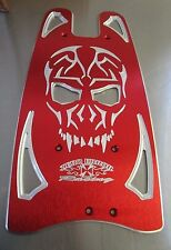 Goped Parts Know Ped Villain Deck Red
