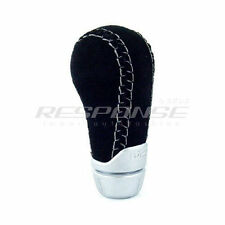 RAZO RA104 Leather Sports Shift Knob Gear Knob Black Suede 90g JDM
