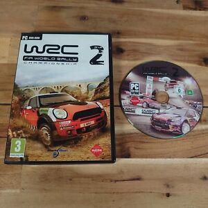 WRC 2 - FIA World Rally Championship 2011 (PC DVD), Windows Vista Game Very Rare