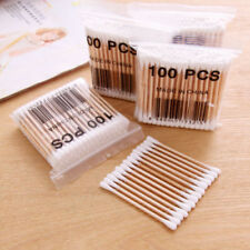Cotton Swabs Swab Applicator Q-tip 100 Pieces Wood Handle STURDY