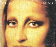 "MINA - RARO CD 1 STAMPA CON PUZZLE  "" OLIO """