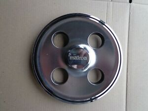 MAZDA 626 HUBCAP 1982 -1987 x 1 GOOD USED CONDITION