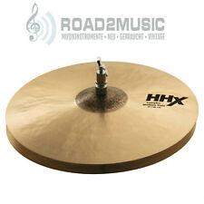 "Sabian HHX Complex 15"" Medium Hi-Hat Natural Becken  •Showroom & Garantie•"
