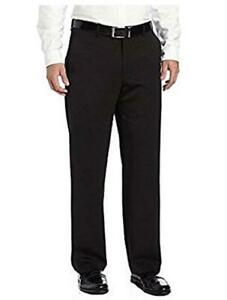 IZOD Men's Straight-Fit Performance Stretch Dress Pant Pick Sz and Color