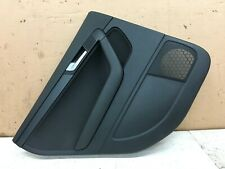AUDI A3 8P 2004-12 5DOOR PASSENGER LEFT NEARSIDE REAR DOOR CARD PANEL 8P4867305