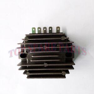129150-77710 New 12V Voltage Regulator for Yanmar Tractor F37D F49D F215