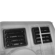 GMC G3500 1979-1996 Willpak 2005 Textured Surface ABS Plastic Rear Window Louver