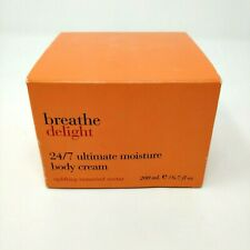 Breathe Delight 24/7 Ultimate Moisture Uplifting Tamarind Nectar Cream 6.7oz.
