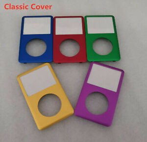 New front faceplate housing cover shell for iPod 6 7th gen Classic 80...(All)GB