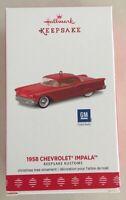 Hallmark 2017 Ornament Keepsake Kustoms Chevrolet Impala Custom Car #3 Series