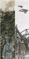 Jacques Tardi 2 marque page Putain de guerre 1914 / 1918