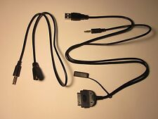 PIONEER CD-IU201V iPOD iPHONE CABLE FOR AVH-P4400DVD NEW D