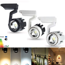LED Track Rail Light 15W 20W 30W 36W Ceiling Spot Bulb Cabinet Downlight Fixtur
