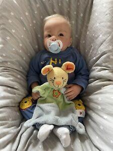 Rebornbaby  Luca von Elly Knoops