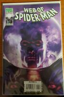WEB OF SPIDER-MAN #4 THE GAUNTLET MYSTERIO / MARVEL COMICS 2010