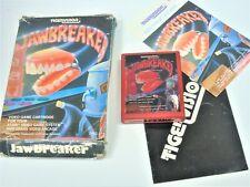 NTSC Complete Jawbreaker Jaw Breaker Atari 2600 Video Game System #FH7