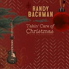 FREE US SHIP. on ANY 2 CDs! USED,MINT CD Randy Bachman: Takin Care of Christmas