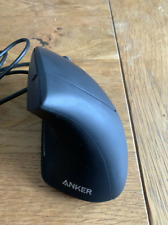 Anker A7851 Ergonomic Optical USB Wired Vertical Mouse - Black
