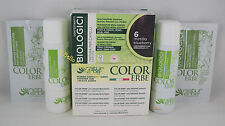 Naturerbe COLOR ERBE bio Tinta TINTURA capelli 60ml biologica colore 6 MIRTILLO