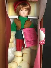 Rare Paradise Galleries Treasury Collection Premiere Edition Elf Doll Mint